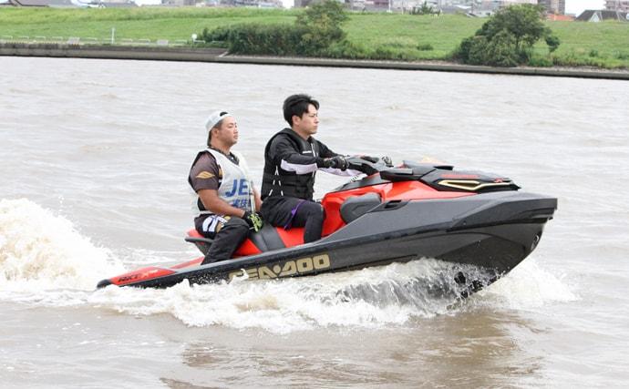 三代目JSB山下健二郎が特殊小型船舶操縦士免許に挑戦 講習&試験に密着!