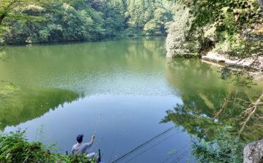 今週のヘラブナ推薦釣り場【埼玉・鎌北湖】