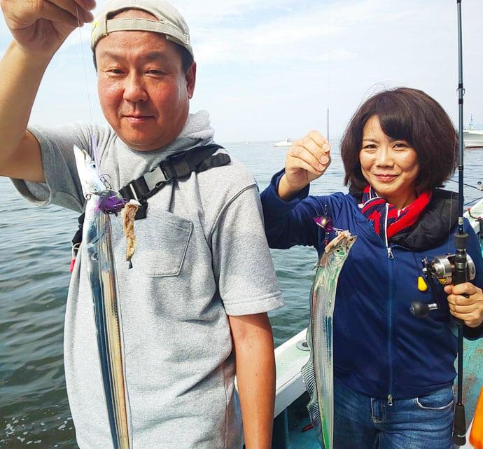 【愛知県】船釣り釣果速報 63㎝頭にイシダイ19尾!マダイにサワラも
