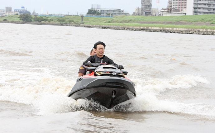 三代目JSB山下健二郎が『特殊小型船舶免許』に合格 水上バイクで釣りしたい