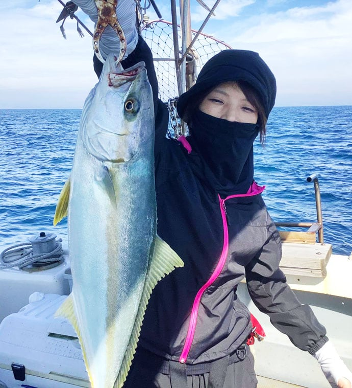 【福岡・長崎】ジギング&タイラバ釣果速報 4kgヒラメに青物ツ抜け