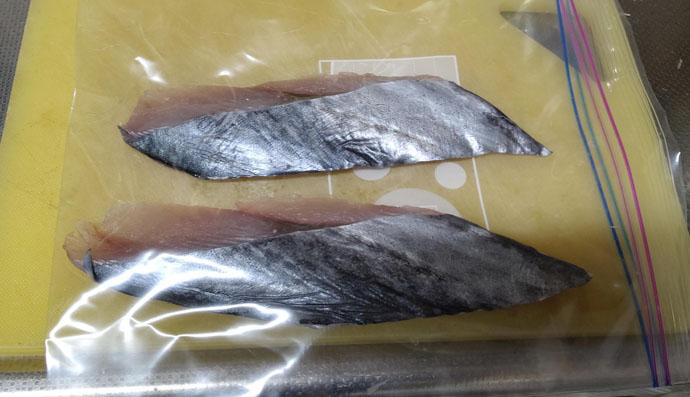 【釣果レシピ】サゴシの『味噌マヨ焼き』 血抜き&持ち帰り方も解説