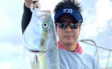 SLJ&タイラバでマダイに特大アマダイに80cmブリ【福岡・Trip】