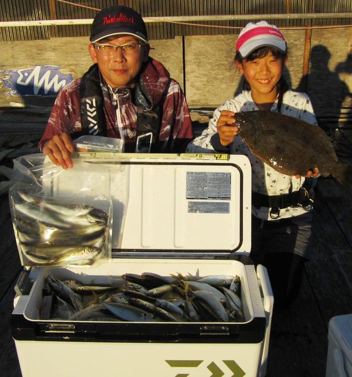 【三重県】イカダ&カセ釣果速報 クロダイの他にカワハギや青物も!