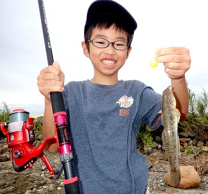 ちょい投げハゼ釣りを科学する 型と数は釣り分け可能?【大阪・淀川】