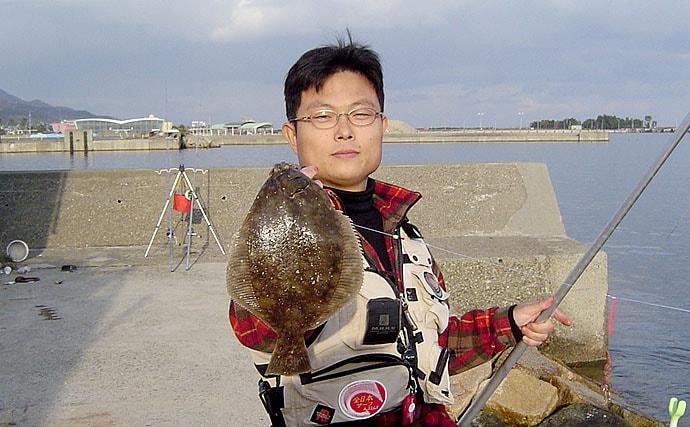 秋ガレイ狙いの投げ釣りは港内が有利な理由 関西オススメ漁港紹介も