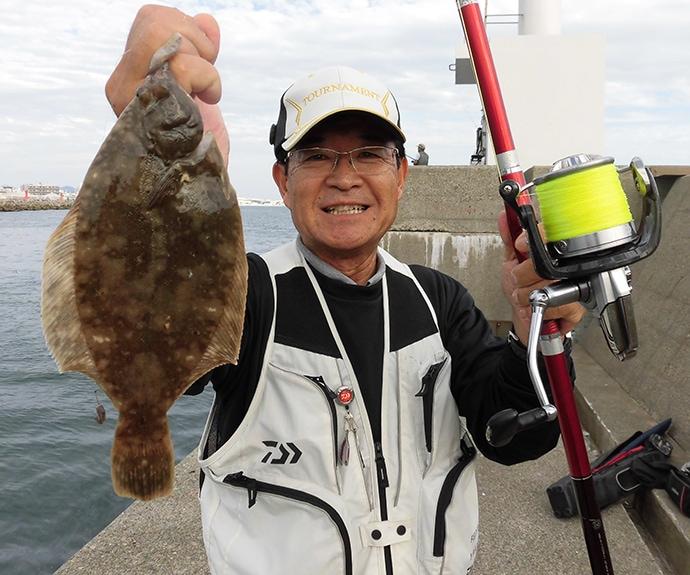 超早場カレイの好釣り場3選 9月でも有望で大型も【兵庫・明石周辺】