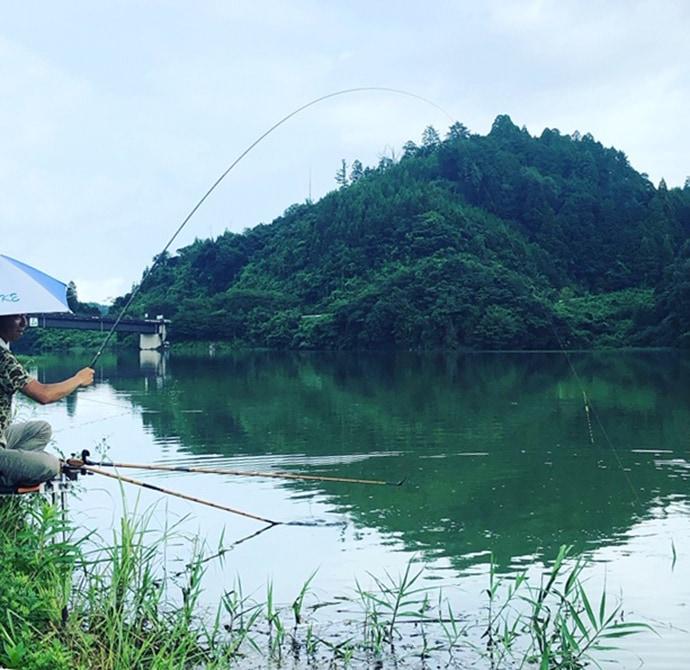 ヘラブナ釣り初心者入門 野釣りで秋の大型を狙おう!(第5回)