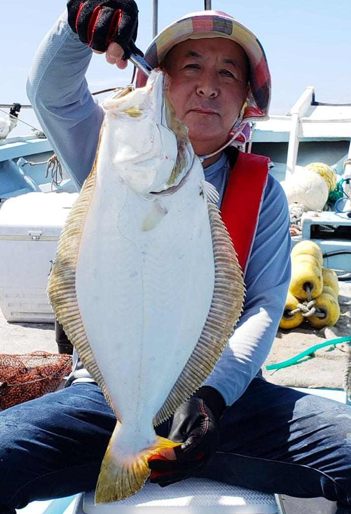 【玄界灘】泳がせ釣り最新釣果 4kgタカバにアオナなど高級魚三味!