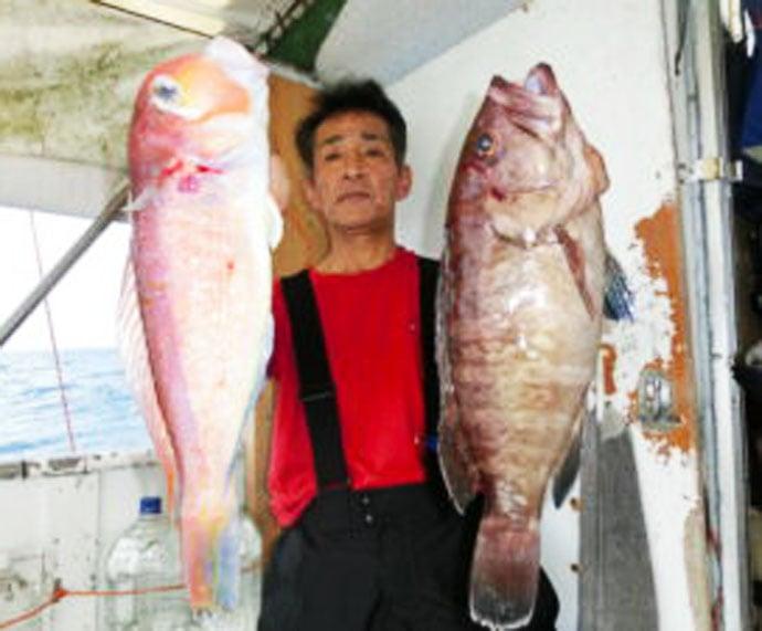【福岡県】沖釣り釣果速報 高級魚アラにヒラマサにマダイの数釣りも!