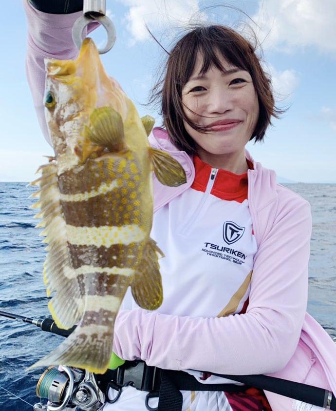 SLJ&タイラバ釣行で船中マダイにブリなど多彩な釣果【trip】
