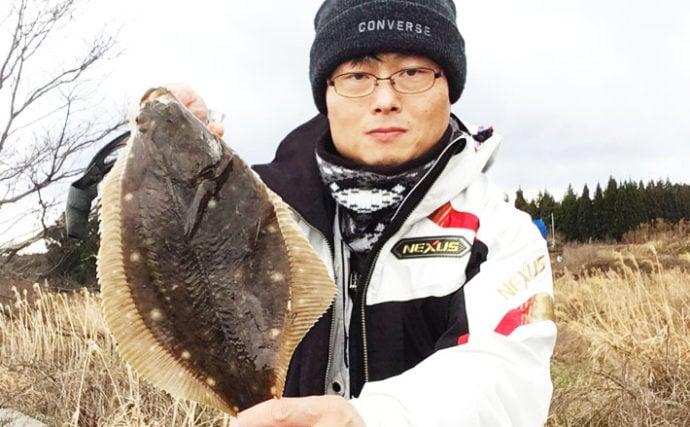 北陸の投げカレイ釣りの聖地『能登島』 有力ポイント2選を紹介!