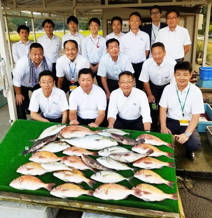 【三重県】海上釣り堀釣果速報 マダイ50匹超えに青物ももれなく登場