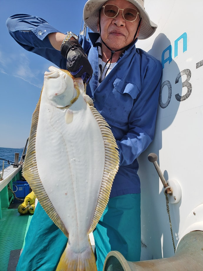 【福岡県】沖のエサ釣り最新釣果 55cmアマダイに3kgタカバ