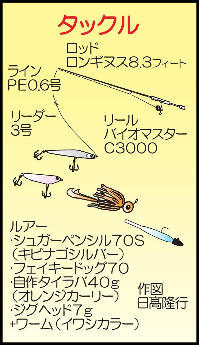 沖磯シーバスゲーム&ショアラバ釣行 ワームでチヌ連発【熊本】