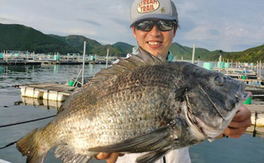 【三重県】イカダ&カセ最新釣果 年無しクロダイにアジ250匹!