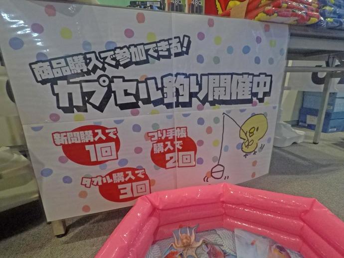 『2019みんなで遊ぼうフィッシング祭り』が11月10日に開催予定