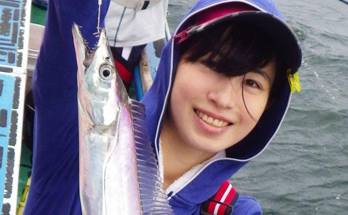 東京湾タチウオ大会出場レポ 優勝は130cm超えドラゴン【まる八】