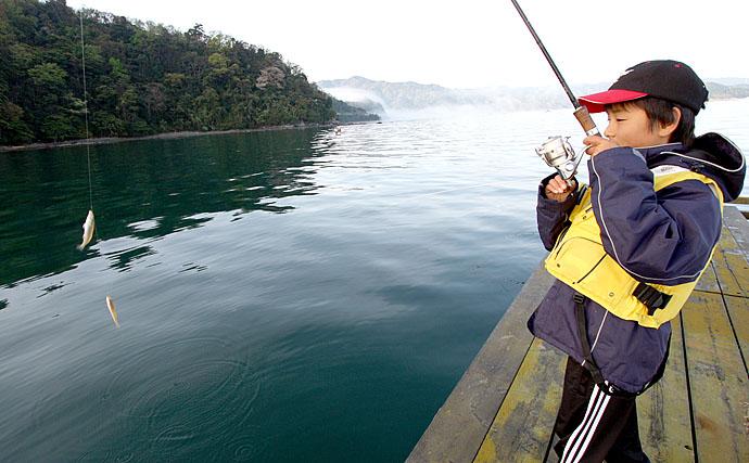 秋のイカダ五目釣りを満喫する方法 グループ釣行にオススメの釣り方5選