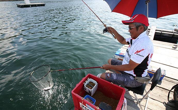 チヌカカリ釣りにマストな2大釣法『ダンゴ釣り』&『落とし込み』解説