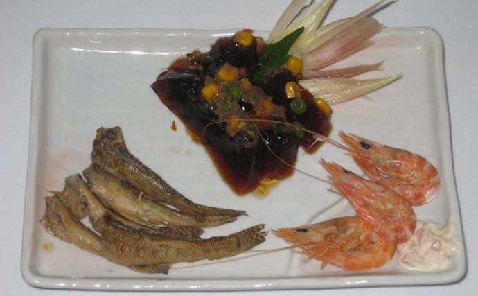 【釣果レシピ】ハゼの煮こごり:たっぷりコラーゲンで美肌効果!