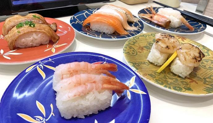 みんな大好き『回転寿司』の発祥と未来予想図 回らなくなるが有力?