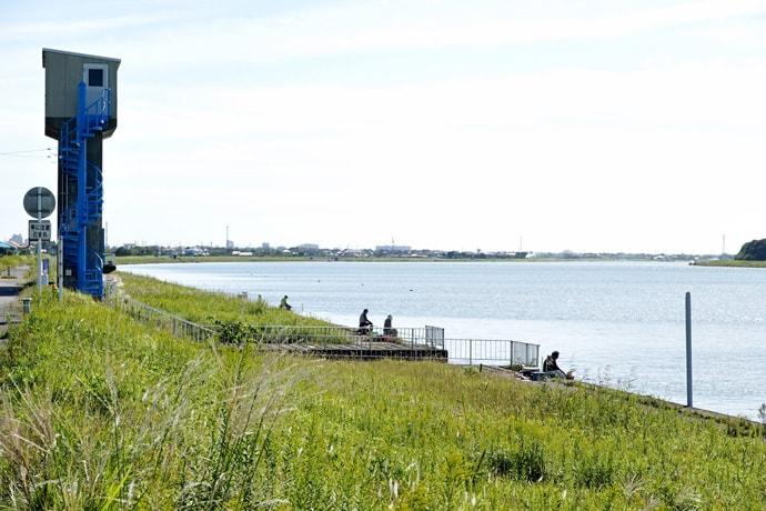 今週のヘラブナ推薦釣り場【常陸利根川・海洋マリーナ周辺】