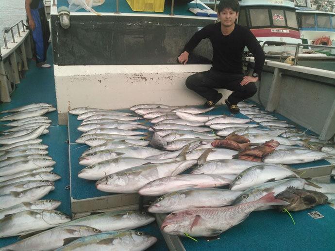 【福岡県】落とし込み釣果速報 女性や初心者でも大型ヒラマサの好機!