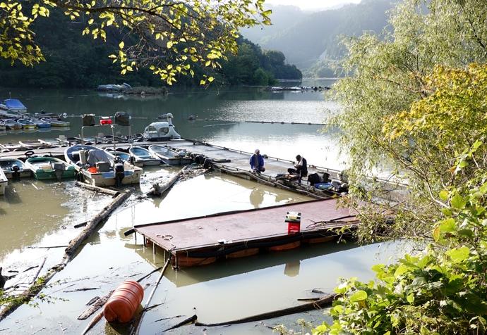 今週のヘラブナ推薦釣り場【群馬・神流湖】