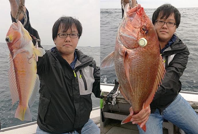 【中部エリア3県】沖のルアーフィッシング釣果速報 ジギングで1m級ブリ