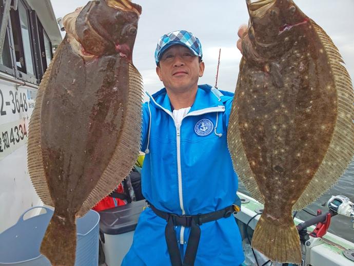 【愛知県】船釣り釣果速報 ウタセエビエサで60cm超マダイに青物!