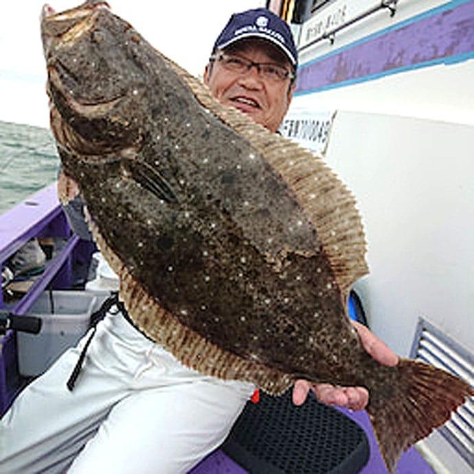 【2019茨城エリア】ヒラメ釣りのキホンをおさらい タックル〜釣り方