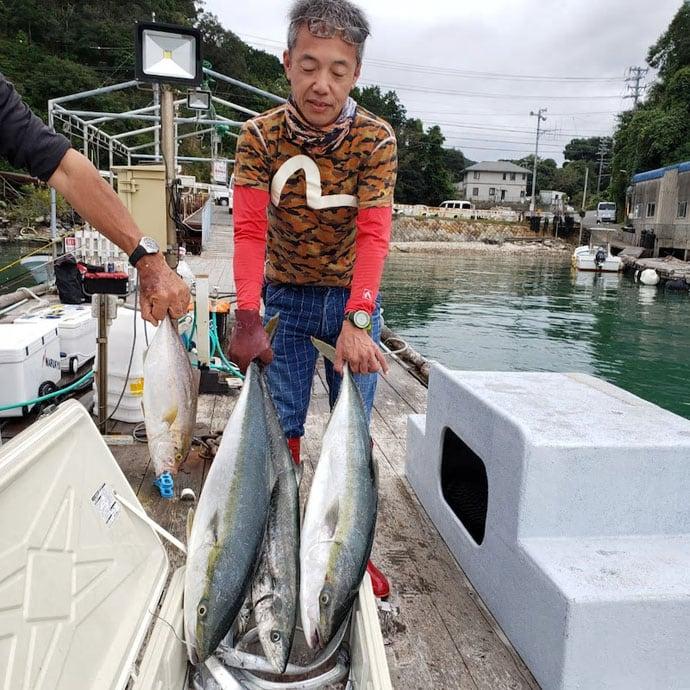 【東海3県】オフショアルアー釣果速報 ジギング&ティップラン好調