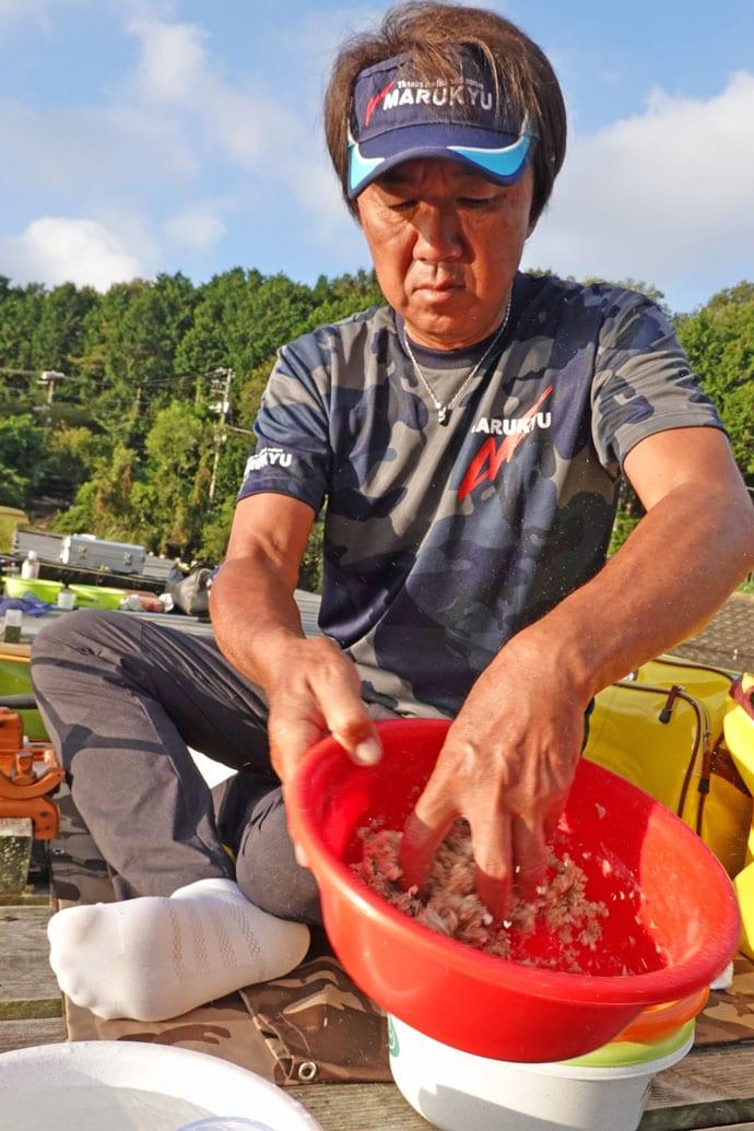 伊藤さとしのプライムフィッシング【秋のチョウチン釣り:第4回】