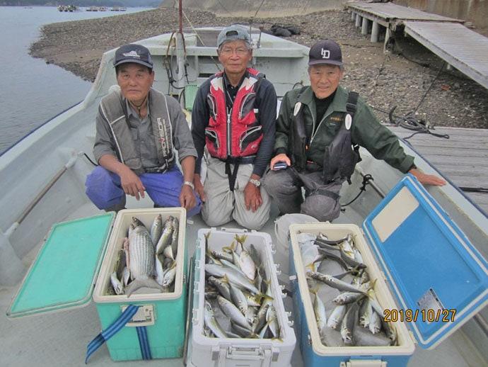 【三重県】イカダ&海上釣堀最新釣果 マダイがツ抜けに青物も好調!