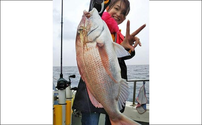 【福岡県】沖ルアー釣果速報 キャスティングで16kg超ヒラマサ!