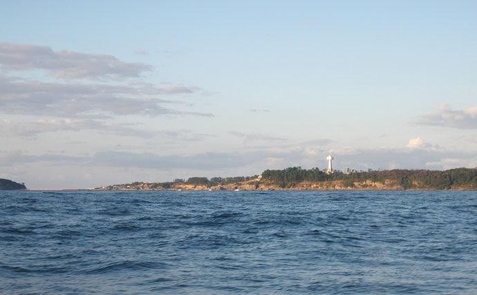 三国沖にワラサ到来 85cm頭に13尾でクーラー満員御礼【はな屋】