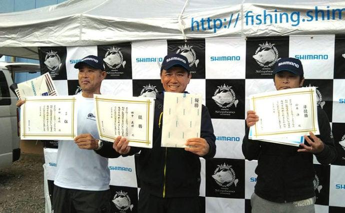 『ステファーノグランプリ』予選参戦レポート 連日の総合優勝を達成