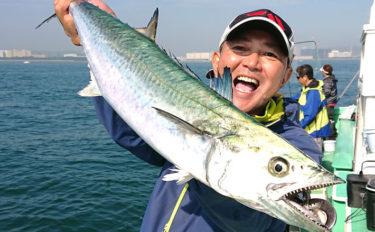 東京湾で大人気の『ルアーサワラ』初心者入門 直近の釣果も併せて紹介