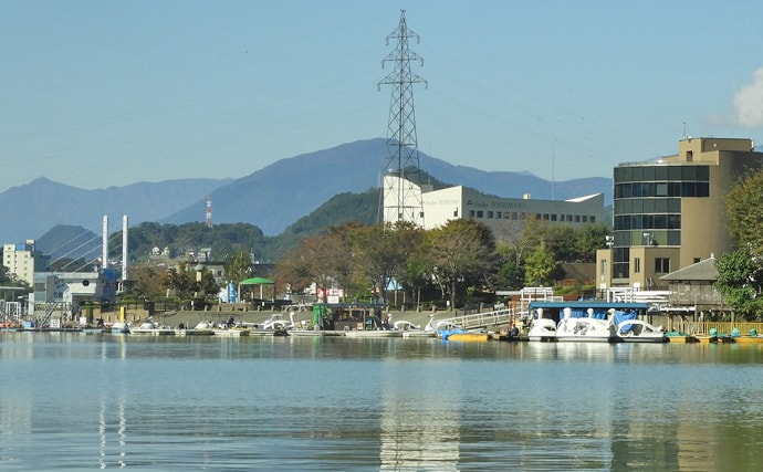 相模湖ボートワカサギ釣りが好調 良型含み332尾で竿頭【神奈川】
