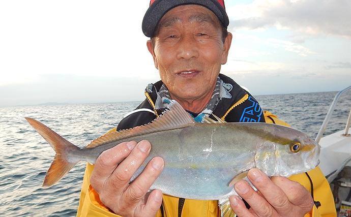 人気船で落とし込み釣り 青物・ヒラメ・マダイにアコウ!【第二大福丸】