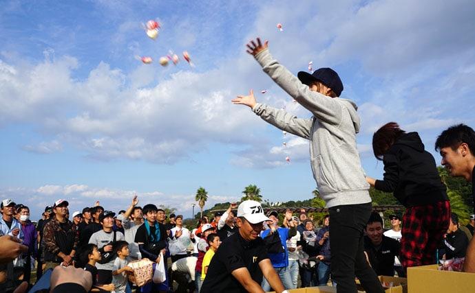 エギングフェスティバル2019in周防大島を取材レポート【山口】