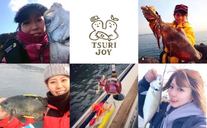 釣りする女性がキラリ!Instagram『#tsurijoy』ピックアップ vol.83