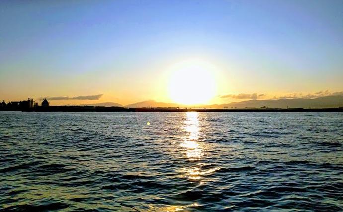 マイボートでタチウオ引き釣り 4つのテンヤを比較検証【岸和田沖】