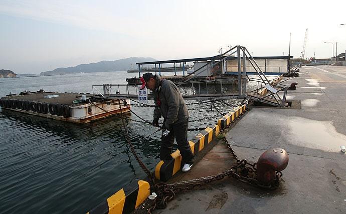 【釣った海水魚を飼育してみよう】準備編:サカナの捕獲について