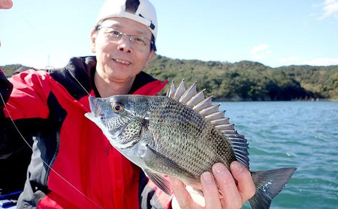 【2019秋】カカリ釣りの名手に学ぶ『クロダイ数釣り』4つの極意