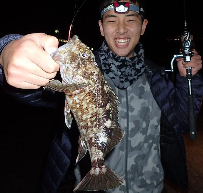 【関西エリア2019】晩秋からが好機の『波止ガシラ釣り』初心者入門