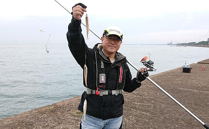 【2019関西エリア】投げ釣りで狙う『落ちギス』攻略法 実釣レポ付き