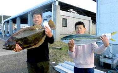 冬の悪天候に強い串本湾内で『ノマセ釣り』のススメ 対象は高級魚揃い