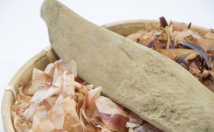 自宅で作る自家製『鰹節』の作り方 実は世界で一番硬い食べ物だった?